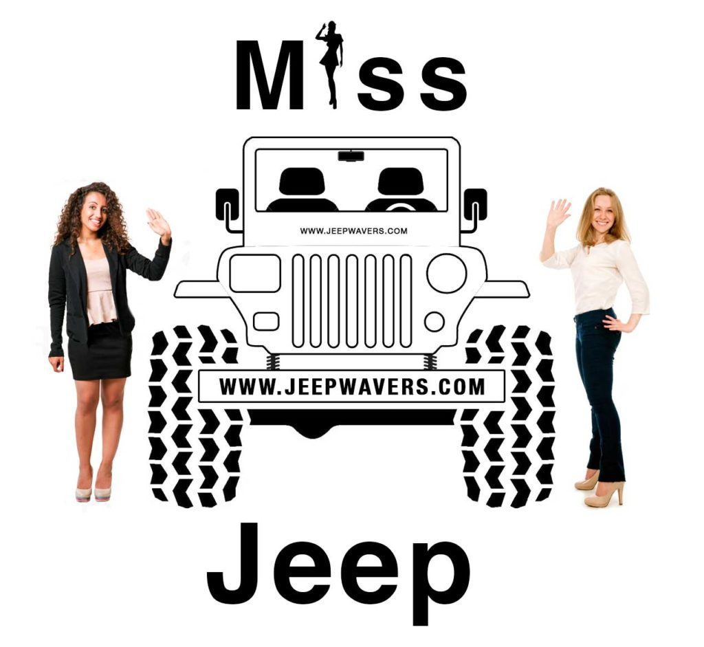 Miss Jeep JeepWavers.com