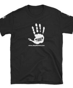 JeepWavers Logo Short-Sleeve Unisex T-Shirt T-Shirts JeepWavers