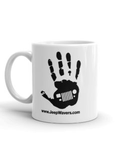 JeepWavers Logo Mug Mugs JeepWavers