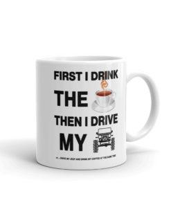 Coffee Jeep Mug Mugs Coffee