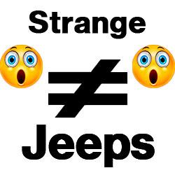 Strange Jeeps