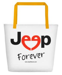 Jeep Forever Beach Bag Beach Bags Forever