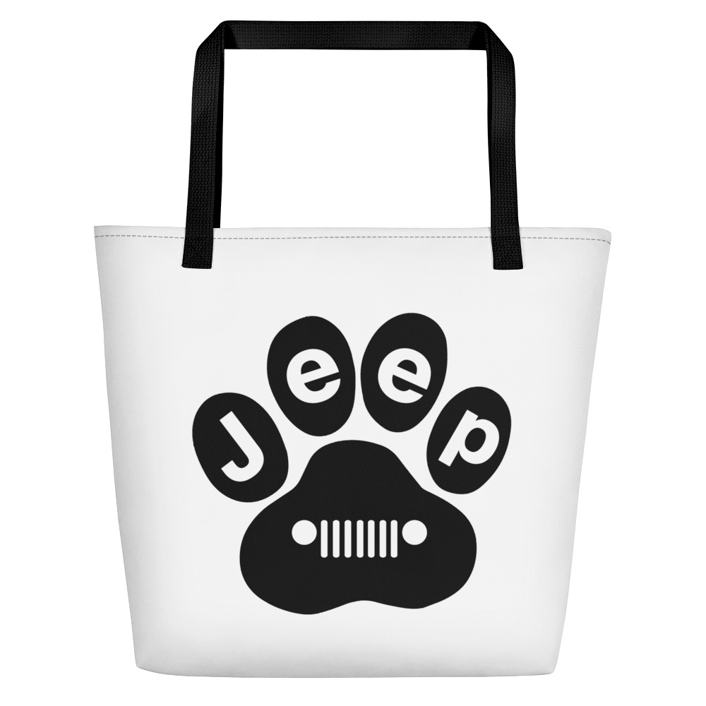 Jeep Trisomy 18 Awareness Logo Tote bag Tote Trisomy 18