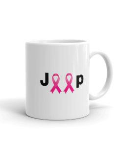 Jeep Breast Cancer Logo Mug Mugs Breast Cancer