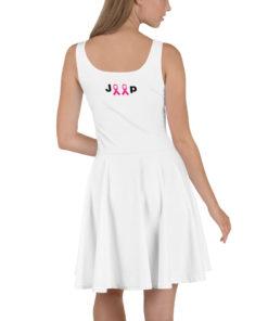 Jeep Breast Cancer Logo Skater Dress Dresses Breast Cancer