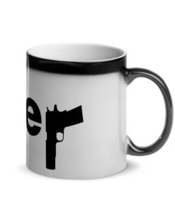 Jeep Guns Glossy Magic Mug Mugs Gun