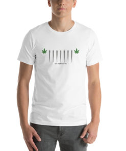 Jeep Joint Grill Short-Sleeve Unisex T-Shirt T-Shirts Weed