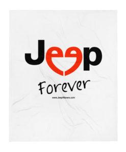 Jeep Forever Throw Blanket Blankets Forever