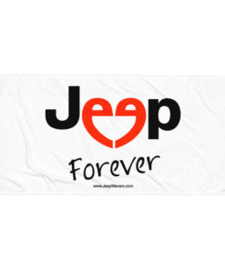 Jeep Forever Towel