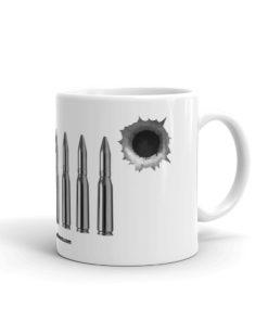 Jeep Bullets Grill Mug Mugs Bullets