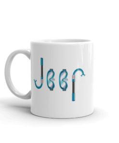 Jeep Snorkeling Mug Mugs Snorkeling