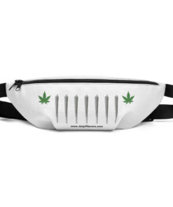 Jeep Joint Grill Fanny Pack Fanny Pack Weed