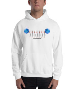 Jeep Bowling Grill Unisex Hoodie Hoodies Bowling