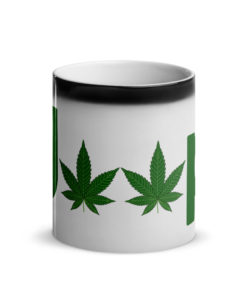 Jeep Cannabis Glossy Magic Mug Mugs Weed