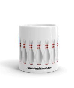 Jeep Bowling Grill Mug Mugs Bowling