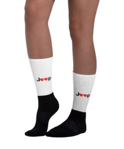 Jeep Hearts Socks Socks Hearts
