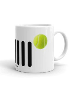 Jeep Tennis Grill Mug Mugs Tennis