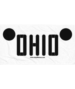 Ohio Jeep Grill