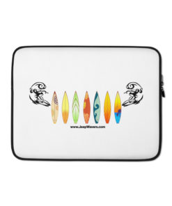 Jeep Surf Grill Laptop Sleeve Laptop Cases Surf