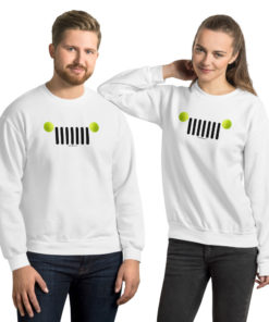 Jeep Tennis Grill Unisex Sweatshirt Sweatshirts Tennis