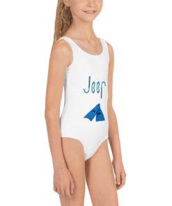 Jeep Snorkeling Kids Swimsuit Swimsuits Snorkeling