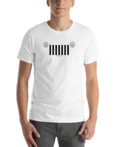 Jeep Golf Ball Grill Short-Sleeve Unisex T-Shirt T-Shirts Golf