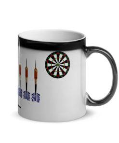 Jeep Darts Grill Glossy Magic Mug Mugs Darts