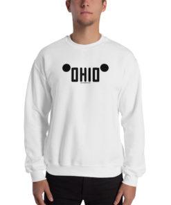 Ohio Jeep grill Unisex Sweatshirt Sweatshirts Ohio
