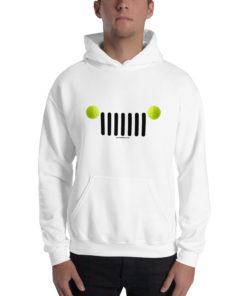 Jeep Tennis Grill Unisex Hoodie Hoodies Tennis