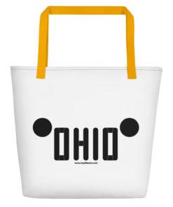 Ohio Jeep Grill Beach Bag Beach Bags Ohio
