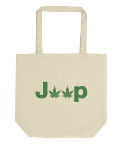 Jeep Cannabis Eco Tote Bag Tote Weed