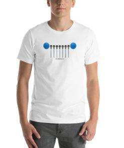 Jeep Lacrosse Grill Short-Sleeve Unisex T-Shirt T-Shirts Lacrosse