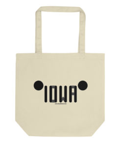 Iowa Jeep Grill Eco Tote Bag