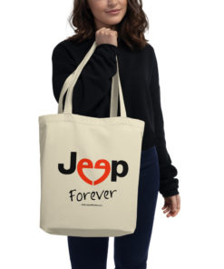 Jeep Forever Eco Tote Bag Tote Forever