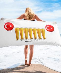 Turkey Beer Glasses Jeep Grill Towel Towels Beer