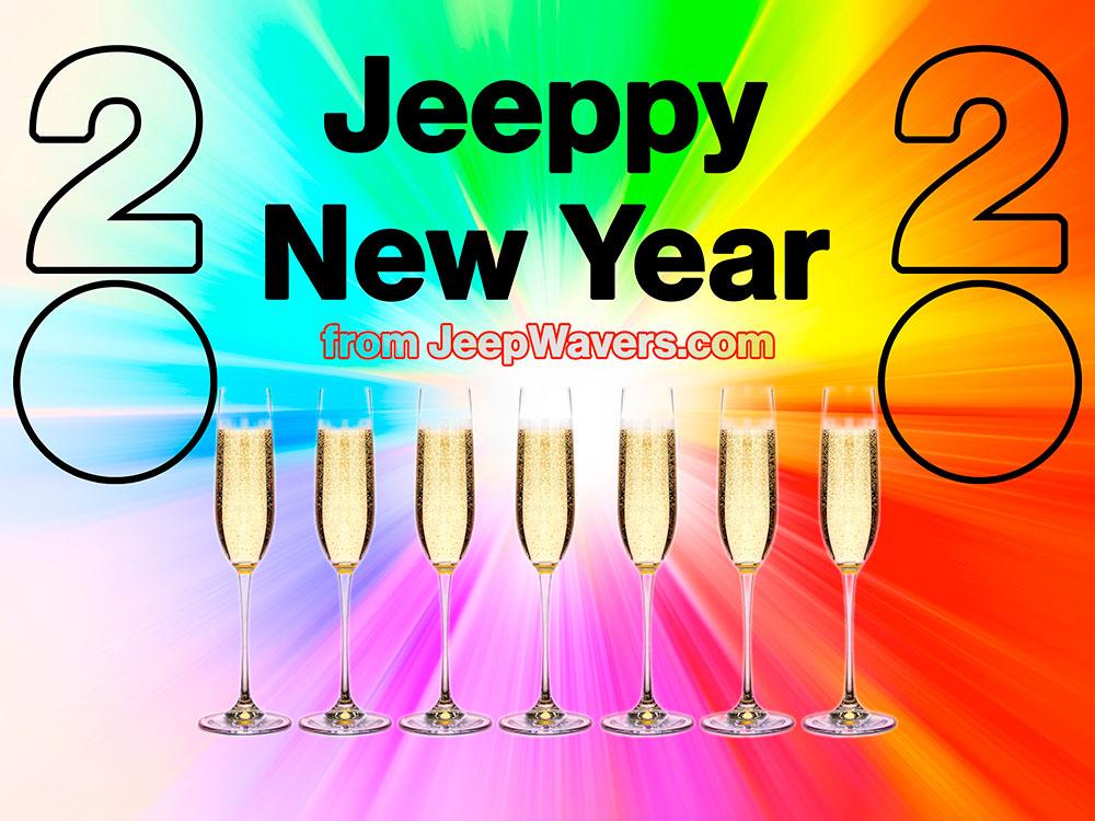 Jeeppy New Year
