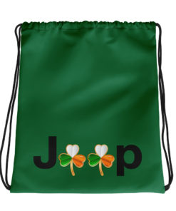 Jeep Ireland Logo Drawstring bag Drawstring Ireland