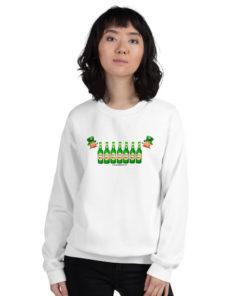 Saint Patrick Jeep Grill Unisex Sweatshirt Sweatshirts Beer