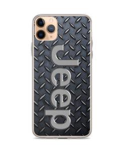 Jeep Diamond Plate iPhone Case iPhone Cases Diamond Plate