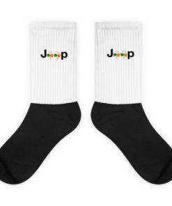 Jeep Ireland Logo Socks Socks Ireland