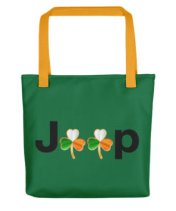 Jeep Ireland Logo Tote bag Tote Ireland