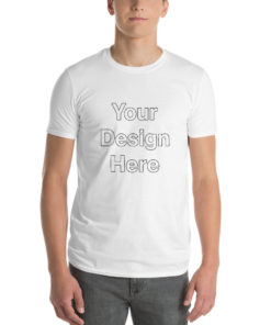 YOUR Design on this Unisex Lightweight T-Shirt   Anvil 980 Unisex