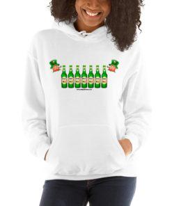 Saint Patrick Jeep Grill Unisex Hoodie Hoodies Beer