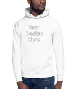 YOUR Design on this Unisex Premium Hoodie Unisex
