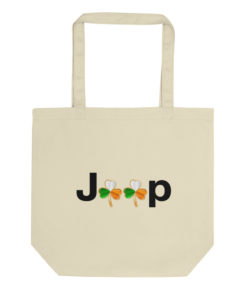 Jeep Ireland Logo Eco Tote Bag Tote Ireland