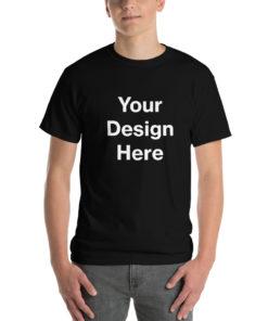 YOUR Design on this Men's Classic T-Shirt | Gildan 2000 For Mens