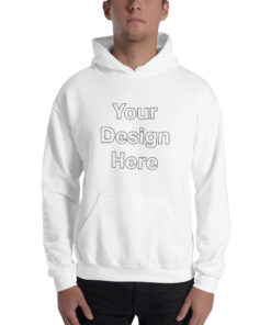 YOUR Design on this Unisex Hoodie Unisex