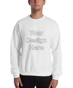 YOUR DESIGN on this Unisex Sweatshirt Unisex