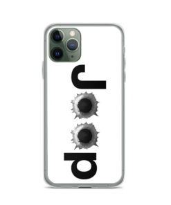 Jeep Bullet Holes Logo iPhone Case iPhone Cases Bullets