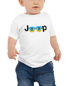 Jeep Pacifier Logo Baby Jersey Short Sleeve Tee T-Shirts Pacifier